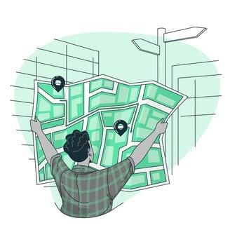 طراحی مسیر