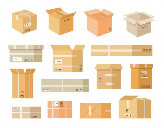 بسته بندی کالا
