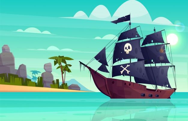 اسرار دزدی دریایی