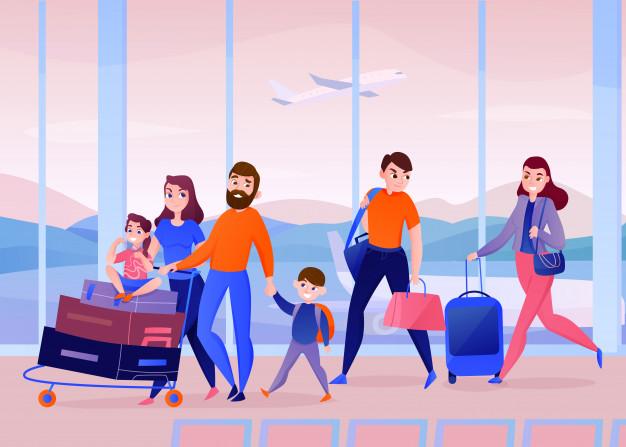 آنچه که باید در مورد فرودگاه بدانید